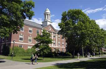 University of Maine Foundation Impact Graphic