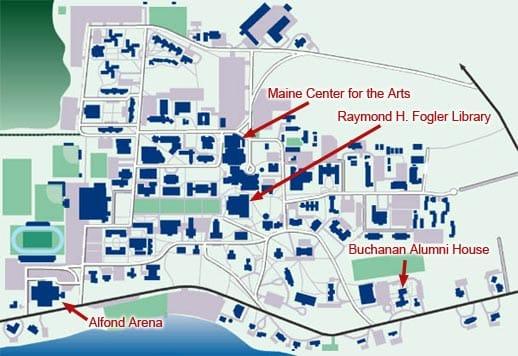 University Of Maine Foundation Directions