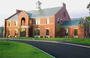 The Robert D. Buchanan '44 Alumni House