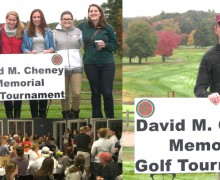 Cheney Golf Tournament Photo Collage