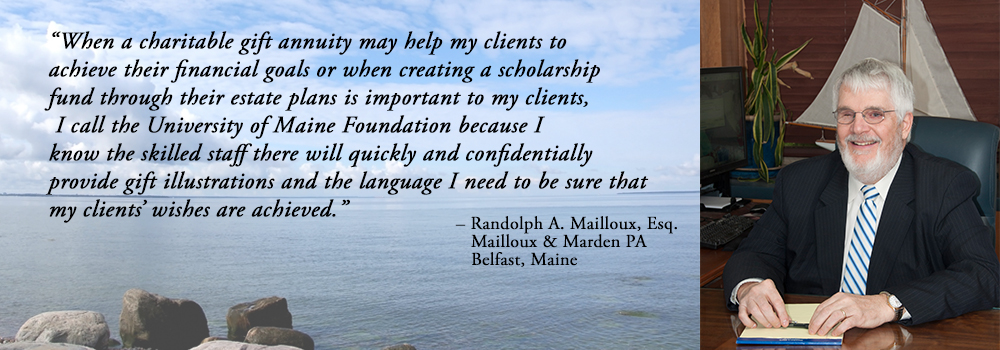 Randy Mailloux Quote