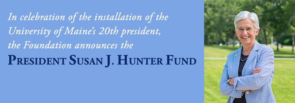 Graphic for Susan J. Hunter, President Fund