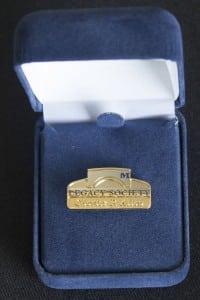 Legacy Society Pin