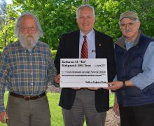 Check presentation for Orono Boardwalk Campaign