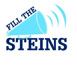 Fill the Steins Logo