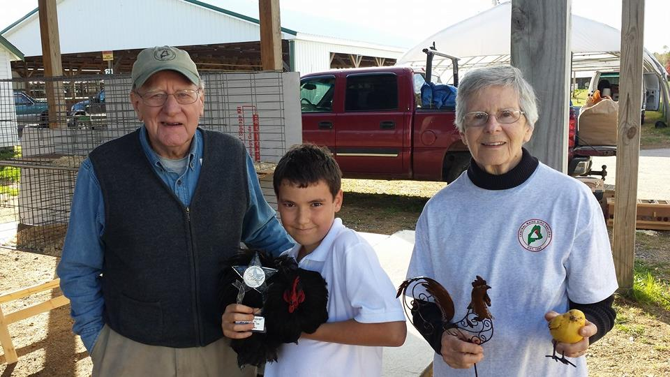 UMaine Alumnus Creates Fund for Maine 4-H Poultry Projects
