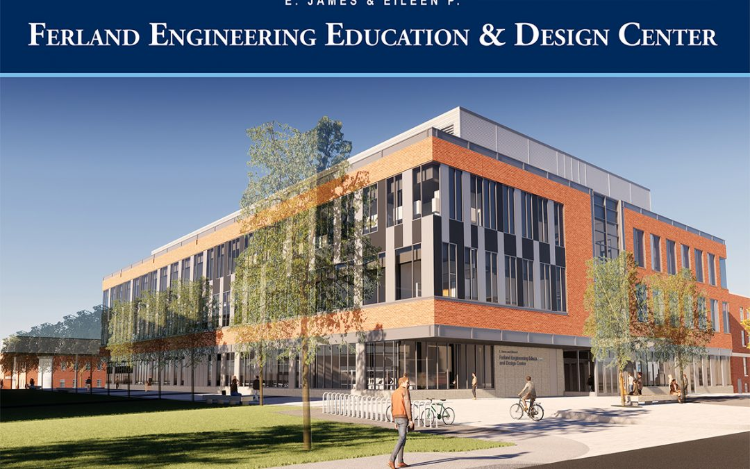 Donors celebrating 55th UMaine Class Reunion to name engineering building