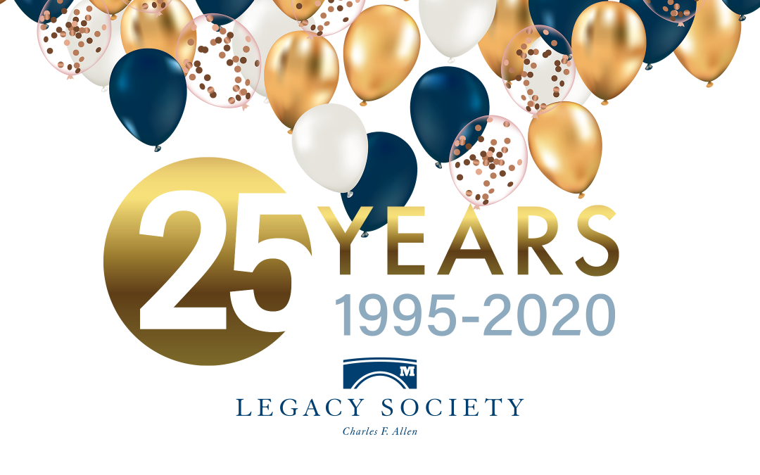 University of Maine Foundation Celebrates 25 Years of Charles F. Allen Legacy Society