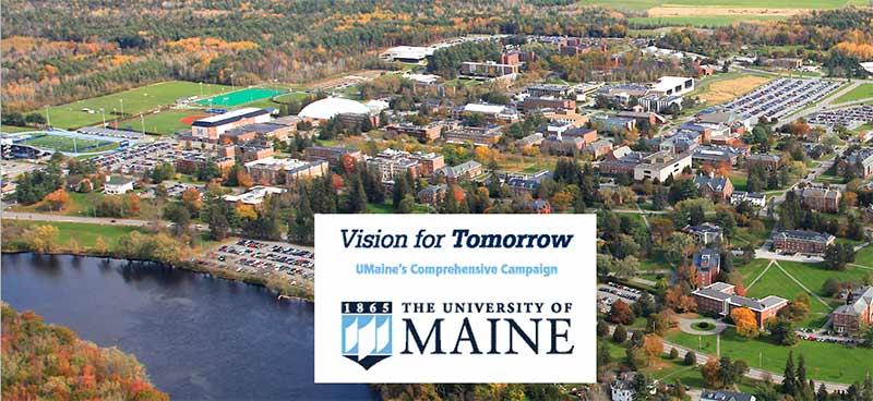UMaine's Vision for Tomorrow comprehensive campaign exceeds $200 million goal